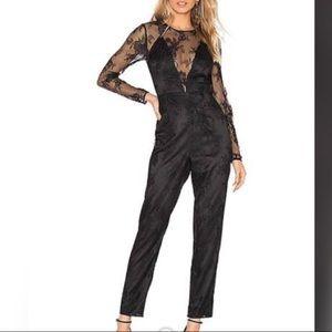 Gypvr Black Jumpsuit